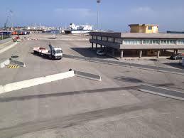 porto commerciale augusta