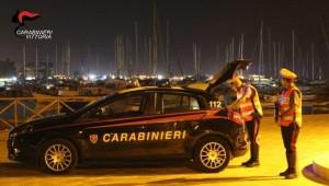 Controlli Carabinieri Scoglitti (RG) (1)
