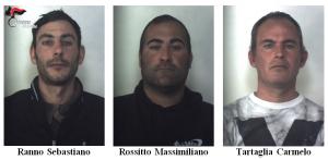 arrestati coordinato siracusa