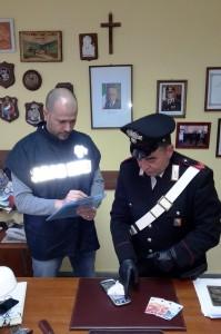 Carabinieri Vittoria (RG) sequestro cocaina