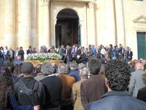 funerali adamo