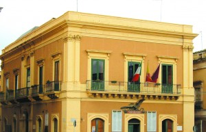 palazzo comunale di via roma