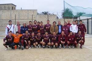 squadra rosolini 2010-2011