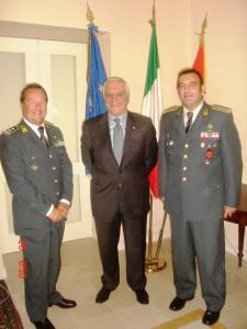 da sinistra Achille, Bono e Cuzocrea, 20.10.2011