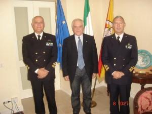 ammiraglio Salvatore Ruzittu.  8.11.2011