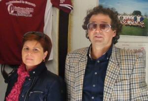 i due co-presidenti Graziella Accillaro e Piero Errante