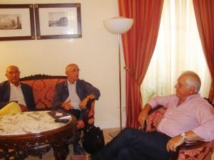 avv. Di Luciano ed il Prof Michele   Romano