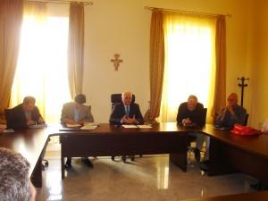 Consiglio Provinciale Scientifico 05.11.2012