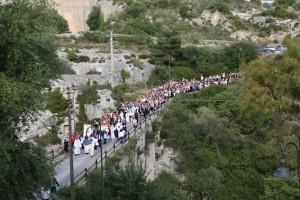 31 Maggio 2012 - Pellegrinaggio Diocesano Mariano al Santuario Madonna della Scala_0058
