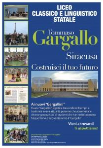 Manifesto Gargallo 2012-13