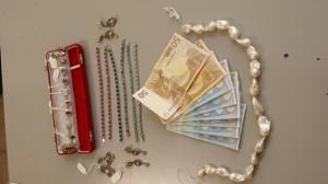 oggetti provento di furto