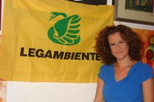 La dott.ssa Natalia Carpanzano, presidente del Circolo Sikelion di Ispica