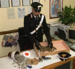 Carabinieri Scoglitti (RG) droga