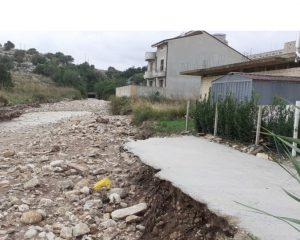 foto 2 Progetto di mitigazione del rischio idrogeologico area Vallone ristallo e centro abitato (3)-4