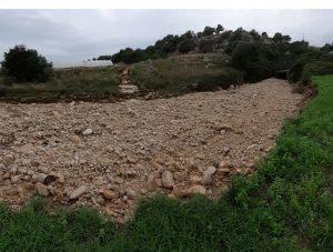 foto Progetto di mitigazione del rischio idrogeologico area Vallone ristallo e centro abitato