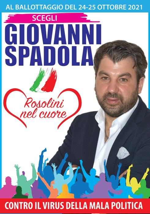 Giovanni Spadola Sindaco